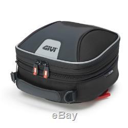 Givi XS319 Tanklock 3Ltr Motorcycle Tank Bag Black