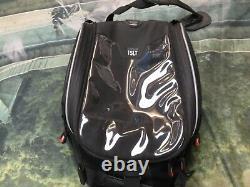 Givi Xstream 15ltr Tank Lock Motorcycle Tank Bag Suzuki Dl650 Tank Ring Inc
