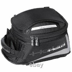 Held Moto Motorcycle Motorbike Agnello Tank Bag Black System Small