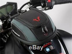 Honda VFR800X Crossrunner from Yr 15 Quicklock Evo Micro Motorcycle Tank Bag Set