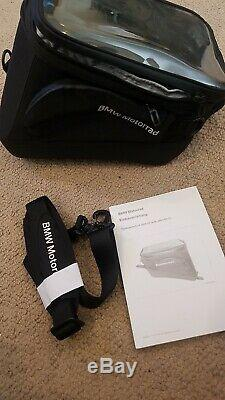 K1600GT Tank Bag Genuine BMW Motorrad Motorcycle with manual and sholder strap