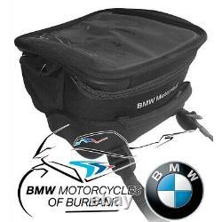 (K72) F650GS Tank Bag, Waterproof Genuine BMW Motorrad Motorcycle