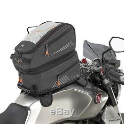 KAPPA AH201 Motorcycle Touring Magnetic Double Tank Bag 20 40L, Alpha Range