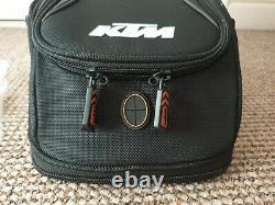 KTM 1290 Superduke Motorcycle Tank Bag & Tank Ring