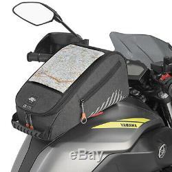 Kappa Alpha Tanklock Motorcycle Motorbike Tank Bag 9L with iPad / Map Holder