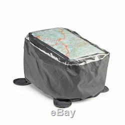 Kappa Expandable Motorbike Motorcycle Tank Bag Dark Grey