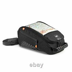 Kappa Motorcycle Alpha Range Tank Bag With Tanklock System Black 9 Litres