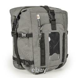Kappa RA315 Tank Bag 20L Capacity Grey Motorcycle Motorbike Racer Range Luggage
