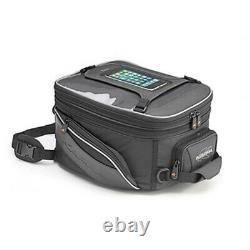 Kappa Ra308r Black Expandable Tanklock System 1418 Litre Motorcycle Tank Bag