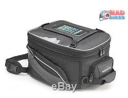 Kappa Ra308r Sport Motorcycle Tank Bag 14 -18lt Expandable Givi Tanklock System