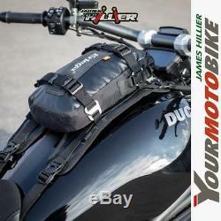 Kriega Drypack Us5 Tailpack, Tank Bag Us 5 Waterproof Motorcycle Soft Luggage