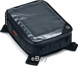 Kuryakyn 5294 XKursion XT Co-Pilot Weather Resistant Motorcycle Tank Storage Bag