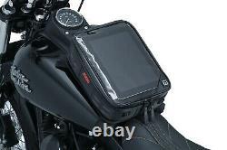 Kuryakyn XKursion XT Co-Pilot Tank Bag for Magnetic & Non-Magnetic Gas Tank 5294