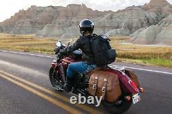 Kuryakyn Xkusrion Xt Co-pilot Tank Bag Motorcycle Luggage Bag (5294)