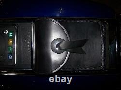 LEATHER POCKET for MOTORCYCLE CONSOLE SUZUKI C90