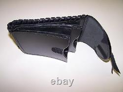LEATHER POCKET for MOTORCYCLE CONSOLE SUZUKI VL1500