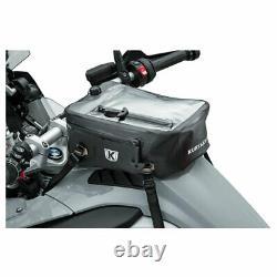 MCS Kuryakyn Torke Dry Motorbike Motorcycle Tank Bag Black 7 Litres