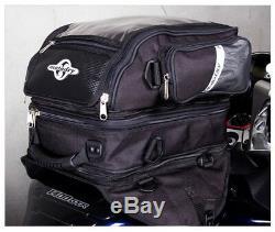 Motodry Triplex Motorcycle Tank Bag