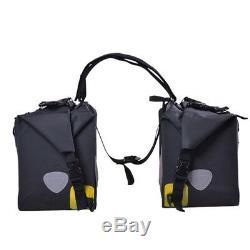 Motorbike SaddleBags Motorcycle Travel Luggage Bicycle Bag Tank Bags Waterproof