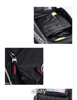 Motorcycle Fuel Tank Bags Waterproof Magnet Moto Motorbike Travel Luggage Bags