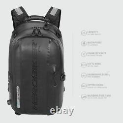 Motorcycle Helmet Backpack Waterproof Motorbike Luggage Travel Tank Racing Bag