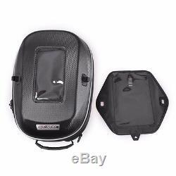 Motorcycle Oil Fuel Tank Bag Waterproof Bags for Kawasaki Ninja 300 2013-2015
