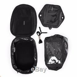 Motorcycle Oil Tank Gas Cap Bag For Suzuki Hayabusa GSX1300R 2008-2015 GSX1300R