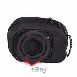 Motorcycle Oil Tank Gas Cap Bag For Suzuki SV650 / SV650S DL1000 VStorm GSF650