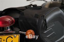 Motorcycle Saddle Bags Helmet Tank Pannier Waterproof Large Capacity 36-58L 6KG