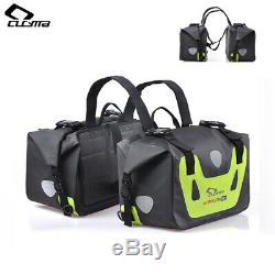 Motorcycle Tail Bag Tank Luggage Saddle Bag Waterproof Motorbike Travel Backpack