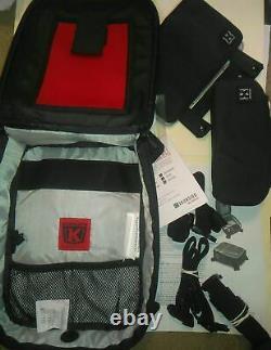 Motorcycle Tank Storage Bag- Kuryakyn 5294 XKursion XT Co-Pilot, black