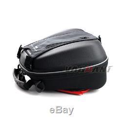Motorcycle Waterproof Tank Bag For KAWASAKI KLE 650/1000 Versys 2009-2018