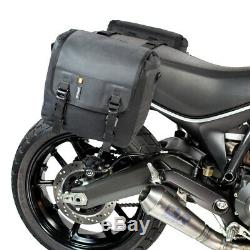 NEW Kriega Duo 28 100% Waterproof Motorcycle Pannier Touring Saddlebags