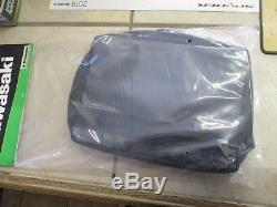 NEW Motorcycle OEM KLR 650 Tank Bag PN# k57003-102a Black bag