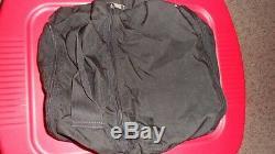 NOS Chase Harper Motorcycle Black Tank Bag