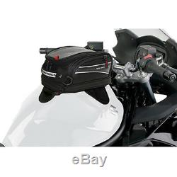 Nelson Rigg CL-2014-MG Journey Mini Magnetic Street Motorcycle Tank Bag