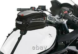 Nelson Rigg CL-2014-ST Journey Mini Strap Mount Street Motorcycle Tank Bag