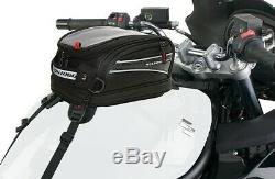 Nelson Rigg Motorcycle Journey Mini Tank Bag Strap Style