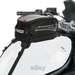 Nelson Rigg NEW CL-2014 Journey Mini Strap On Motorcycle Road Bike Tank Bag