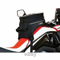 Nelson-Rigg RG1045 Universal Trails End Adventure Motor Bike Motorcycle Tank Bag