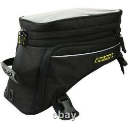 Nelson Rigg Trails End Adventure Motorcycle Tank Bag (Black) RG-1045