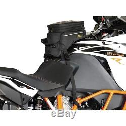 Nelson Rigg Trails End Adventure Tank Bag Motorcycle Dual sport Offroad