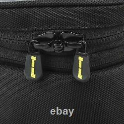 Nelson Rigg Trails End Expandable Strap On Mount Motorcycle Tankbag 12.4L/16.5L