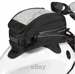 Nelson-rigg Tank Bag Magnetic Motorcycle Luggage 13-18 Litres #67-115-12