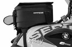 New 2020 Enduristan Sandstorm 4S Motorcycle Tank Bag, Black, Dual Sport, BMW KTM