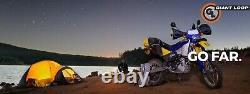 New 2020 Giant Loop Diablo Tank Bag for Motorcycles, Dirt Bikes, Dual Sports
