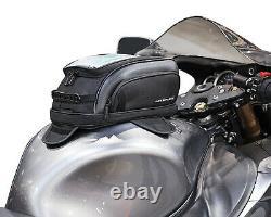 New 2021 Nelson-rigg Commuter Sport Bike Tank Bag, Magnetic, Cl-1100-s, 270-3078