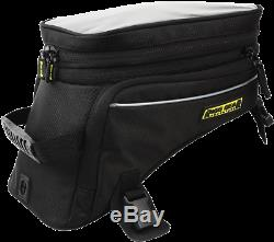 New Nelson-Rigg Trails End Adventure Motorcycle Tank Bag-Strap Mount RG-1045