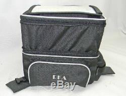 New Rka Motorcycle Tankbag 26 Liter Expandable Sonoman 3 Point