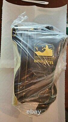 New Wolfman Enduro Motorcycle Tank Bag TB 2 New 9x6x7.5
